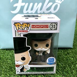 LIMITED EDITION Mr. Monopoly Beauty Contest Funko (#31) for Sale in Los Angeles, CA
