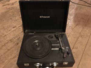 Polaroid vinyl record player w/ Bluetooth for Sale in Saint Joseph, MO