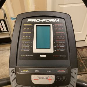 Pro-Form Silent Magnetic Resistance Exercise Bike for Sale in Bothell, WA