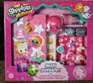Shopkins Smash Journal Kit for Sale in Bakersfield, CA