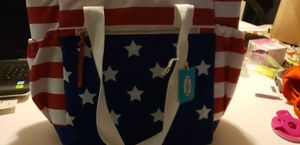 NWT flag cooler bag for Sale in Maple Valley, WA