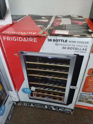 Large wine refrigerator for Sale in Modesto, CA