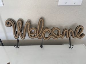 Welcome sign for Sale in Midland, TX