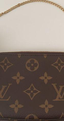 Authentic Louis Vuitton Mini Pochette for Sale in Boston,  MA