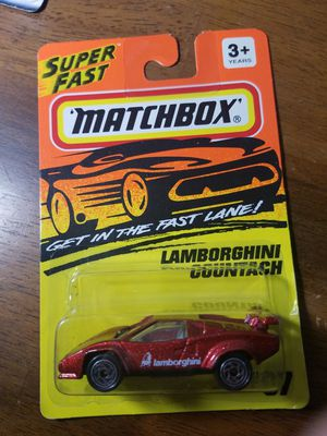 Matchbox Lamborghini Countach for Sale in Newburgh, IN