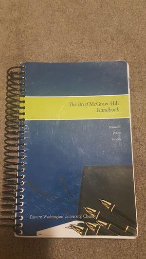 The Brief McGraw-Hill Handbook for Sale in Richland, WA