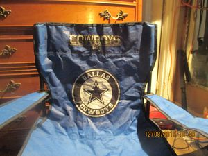 Cowboy fold up chairs for Sale in Modesto, CA