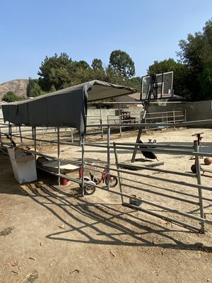 Horse rails for sale - must come remove for Sale in Los Angeles, CA