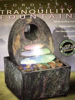 Tranquility Fountain for Sale in Lauderdale Lakes, FL