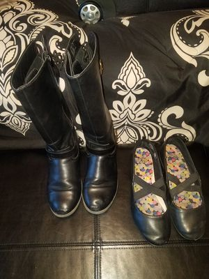 Girls Size 5 Boots & Flats for Sale in Lincoln, NE