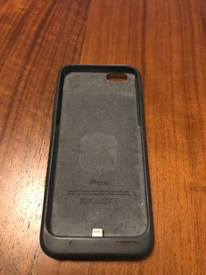 Apple charging case for iPhone 6s for Sale in Springfield, VA