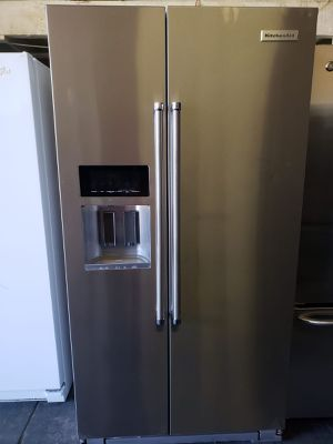 FIRST COME!! LIMITED QUANTITIES! KitchenAid Refrigerator Fridge Free Delivery #1530 for Sale in Chino, CA