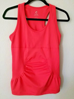 CORE Andrea Jovine Womens Racerback Tank Top size Small Workout Fitness Pink for Sale in Avondale, AZ