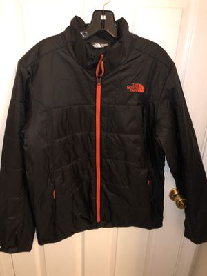 Brand new Men's size Medium North Face Water Resistant jacket. Cost $200 in stores but I'm selling for $100 (red) for Sale in Castro Valley, CA