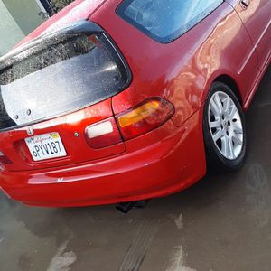 92 Civic Cx B20 Turbo for Sale in Victorville, CA