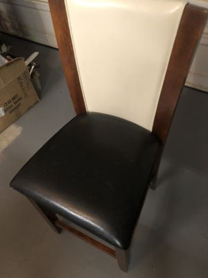 Table with one chair others got broke for Sale in Atlanta, GA