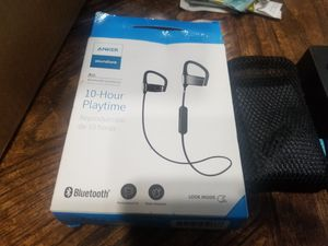 Anker bluetooth headset for Sale in Brentwood, CA