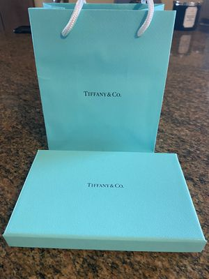 Tiffany and Co men's diamond Card Holder for sale or trade for Sale in Mundelein, IL