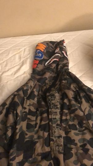 BAPE 100% authentic snowboarding jacket for Sale in Hamilton, OH