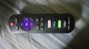 Roku TV Remote Only for Sale in New Britain, CT