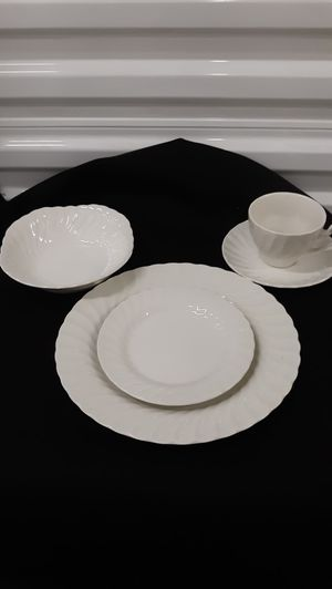 White Johnson Brothers China for Sale in Spring Valley, CA