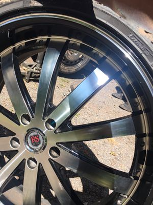 22 inch Rims for Sale in Sanatoga, PA