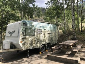 PRICE DROP - 17ft Crow's Nest - Solar/off grid Trailer - RV - Motorhome for Sale in Los Angeles, CA