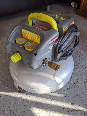 3 gallon Craftsman evolv oiless air compressor for Sale in Anaheim, CA