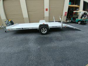 A luma 14' aluminum utility trailer for Sale in West Palm Beach, FL