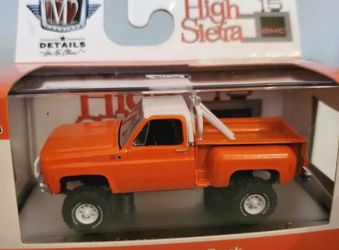 M2 Lifted Squarebody High Sierra for Sale in Wenatchee,  WA