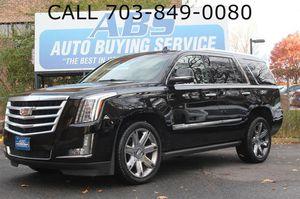 2016 Cadillac Escalade for Sale in Fairfax, VA