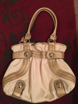 Kathy purse beige and gold for Sale in Burbank, CA