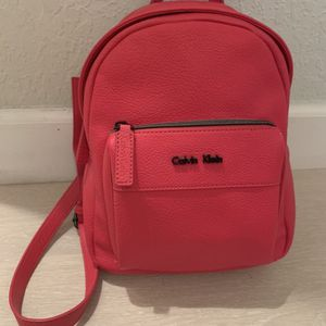 Calvin Klein mini backpack purse for Sale in Fort Lauderdale, FL