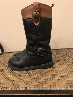 Toddler girls Carters boots for Sale in Hazleton, PA