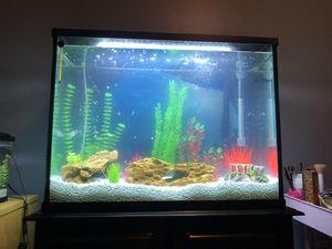 37 Gallon Fish Tank for Sale in Lyndhurst, NJ