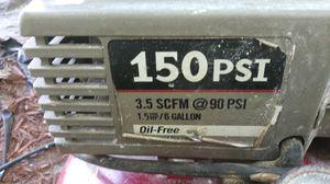 150 psi oil free air compressor for Sale in Miami, FL