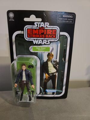 Star Wars Empire Strikes Back Han Solo 3.75in for Sale in Woodbridge, VA