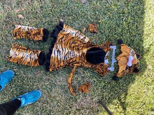 Tiger 🐅 costume for girls for Sale in Dallas, TX