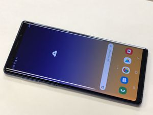Sprint Samsung Galaxy Note 9 128gb Works With Sprint or Boost Mobile. Excellent condition. Charger and cable included. Cash only. 490 for Sale in San Francisco, CA