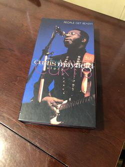 People Get Ready; The Curtis Mayfield Story Art for Sale in Oakwood,  GA