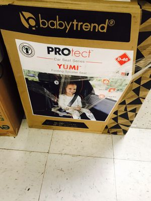 Babytrend booster seat for Sale in Las Vegas, NV