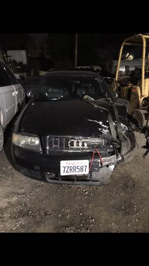 Parting out 2005 Audi S4 Quattro for Sale in Union City, CA