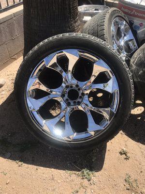 22 rims for sale for Sale in Apache Junction, AZ