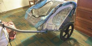 Shuttle foldable bike trailer 2 passanger for Sale in Pflugerville, TX