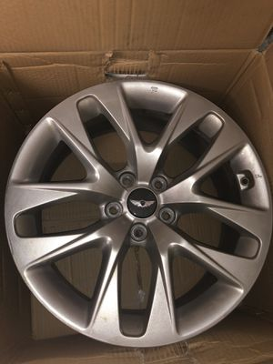 "2014 Hyundai Genesis Coupe Stock Rims - 19"" for Sale in Sunrise, FL"