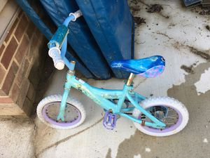 Kids bike , for outside, summer for Sale in Richmond, VA