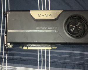 Nvidia GeForce GTX 770 for Sale in Tampa, FL