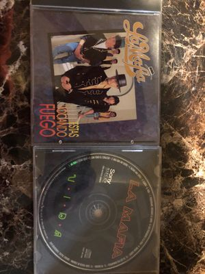 La Mafia CD's for Sale in Aurora, IL