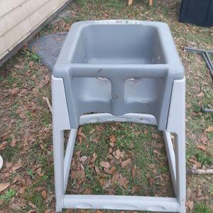 Restraunt Style Highchair for Sale in Lakeland, FL