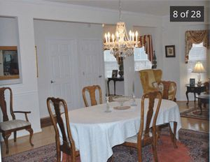 Solid cherry dining room set for Sale in Columbia, SC
